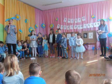 Święto Polskiej Niezapominajki i święto naszego przedszkola