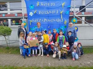 Obchodzimy święto naszego przedszkola - NIEZAPOMINAJKI!!!