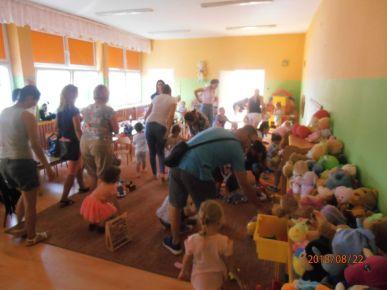 dni adaptacyjne dzieci rozpoczynających edukację przedszkolną.